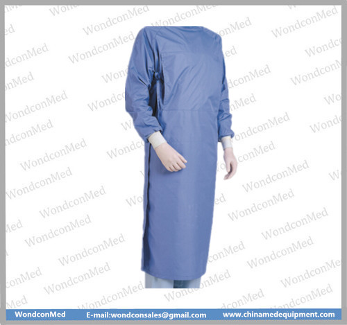Wondcon WMD100A washable blooodproof waterproof surgical gown