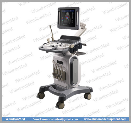 4D trolley color doppler ultrasound machine WME1600B